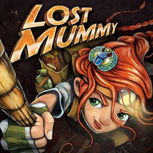 Lost Mummy Escape Room Kit